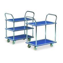 120kg Capacity Shelf Trolleys