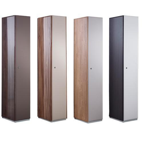 Executive Lockers Single Door - 1800x380x380mm