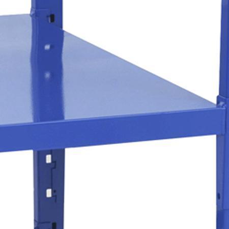 Steel Shelves for Easy Store Plus Shelving