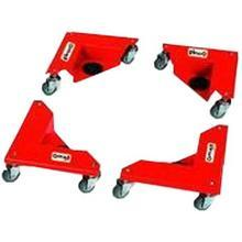 Rolling Corner Dolly Set