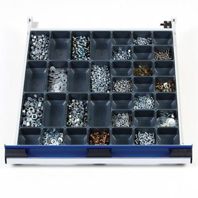 Moulded Plastic Dividers for Drawers 650x650mm