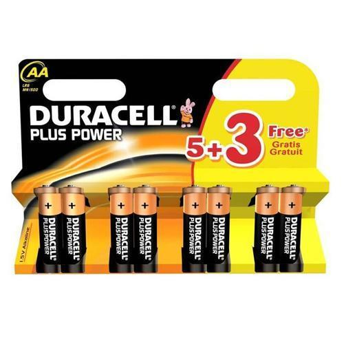 Duracell Plus Power Batteries Lighting Amp Electrical Key