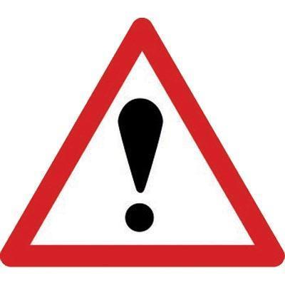 All Traffic Signs >> Class 2 Caution Sign | Signs & ID - Key