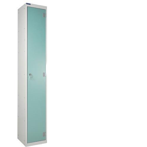 Laminate Lockers Single Door - 1800x300x300mm