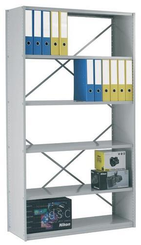 Stormor Solo Single Skin Steel Shelving - Starter Bay