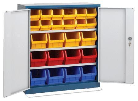 Standard Half Height Cupboards with Bins