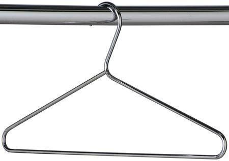 Heavy Duty Chrome Hangers