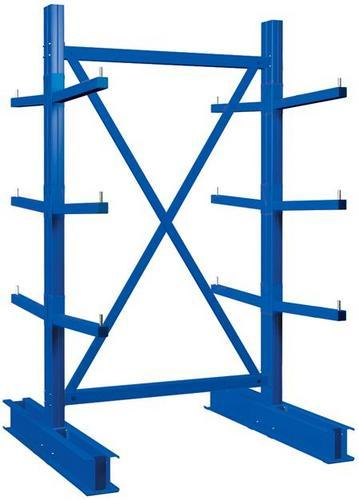 Double Sided Cantilever Racking - Starter Bay