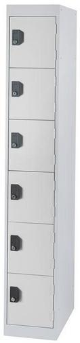 Storage Lockers 6 Door - 1800x315x500mm