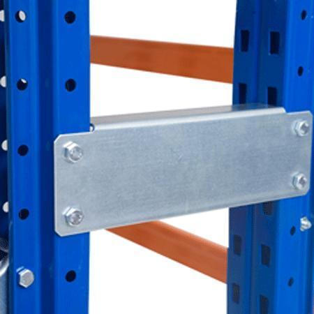 Row Spacers for Rapid Pallet Racking