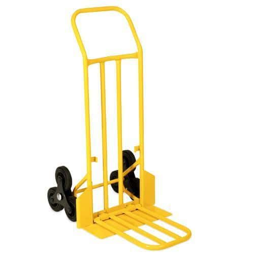 Multi-Toe Plate Stair Climbing Trolley 250kg Capacity