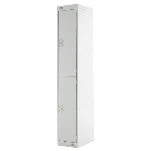 Storage Lockers 2 Door - 1800x300x300mm