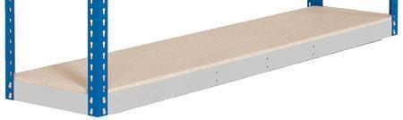 Hardboard Shelf Covers for Easy Store Tubular Shelving