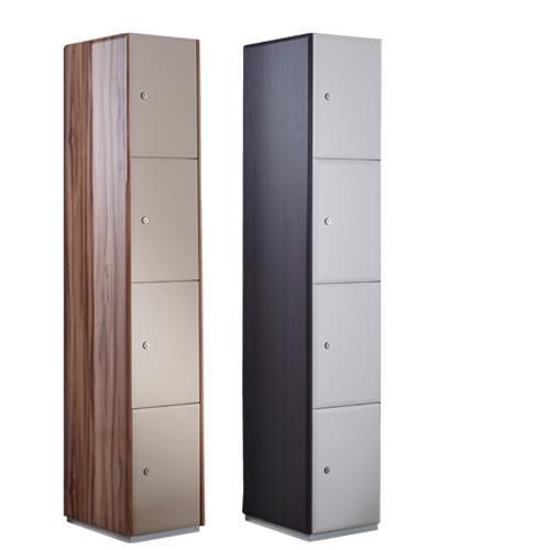 Executive Lockers 4 Door - 1800x380x450mm