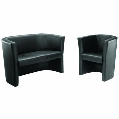 Curved Reception Chairs