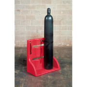 Polyethylene Cylinder Stands