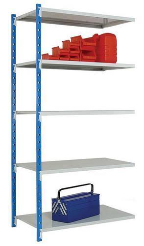 Easy Store Steel Shelving Medium Duty - Extension Bay