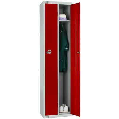 Twin Lockers with Antibacterial Technology