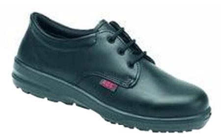 Black Laced Unisex Shoes