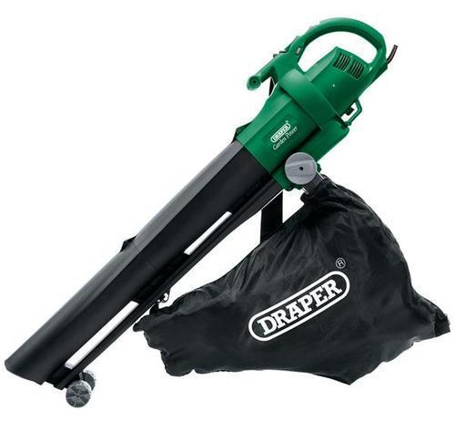 Leaf Blower Vacuum Mulcher : Blower vacuum mulcher power tools