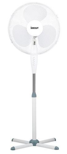 White Pedestal Fan 16 Inch