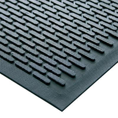 Solid Oil Resistant Anti-Slip Safety Mats