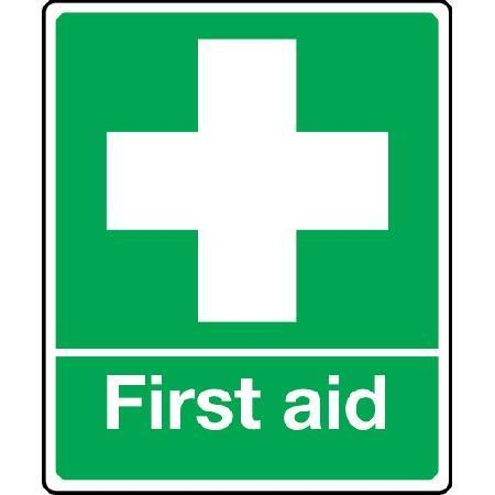 First Aid Sign Signs Amp Id Key