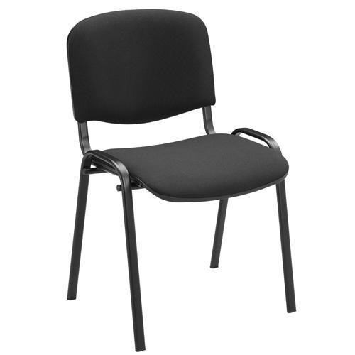Pyrenees Stackable Meeting Room Chairs - Black