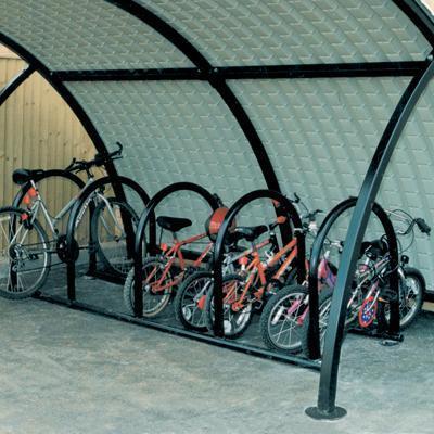 Harrogate Hoop Cycle Racks