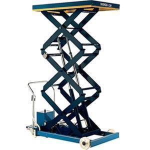 Electric Triple Scissor Lift Tables