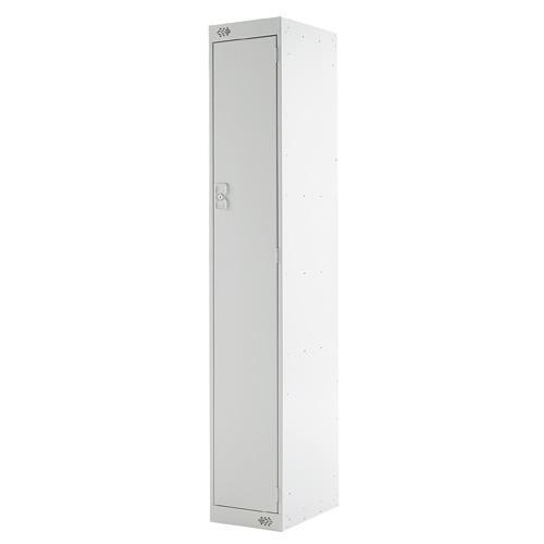 Single Door Lockers - 1800x300x300mm